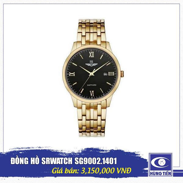 Đâu là địa chỉ mua đồng hồ SRWATH chính hãng tại Long Biên?