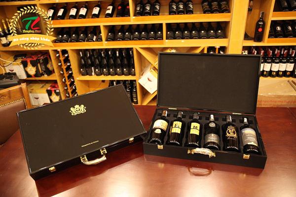 quà tặng rượu vang ý tết 2020