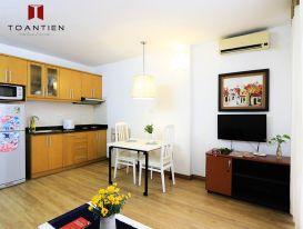 """Hé lộ những căn hộ cho thuê khu Ba Đình """"siêu hot"""" tại Toan Tien Housing"""