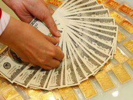 Giá vàng trong nước chững lại, USD lao dốc mạnh