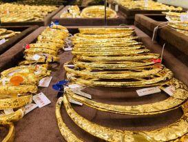 Dự báo giá vàng tiếp tục tăng trong tuần tới