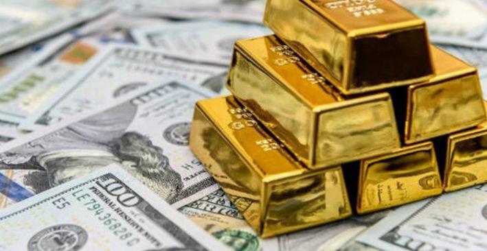 Đồng USD phục hồi khiến giá vàng giảm