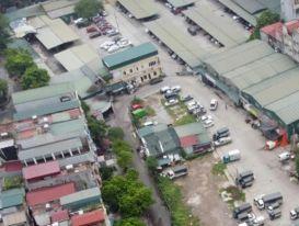 Kiểm điểm trách nhiệm dự án bãi đỗ xe 'treo' hơn chục năm, bãi xe tạm bát nháo