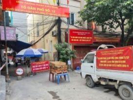 Hà Nội không ghi nhận ca dương tính SARS-CoV-2 trong sáng 26/8