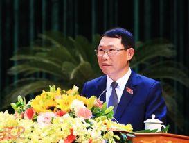 Ông Lê Ánh Dương tái đắc cử Chủ tịch UBND tỉnh Bắc Giang