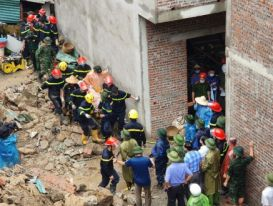 Quảng Ninh: Sạt lở đất khiến 3 người tử vong