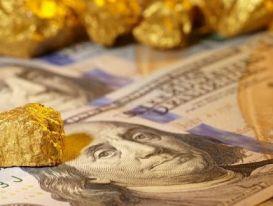 Giá vàng quay đầu giảm, USD tăng mạnh