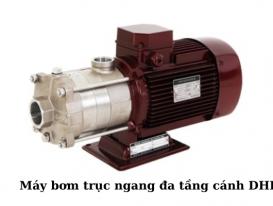 Máy bơm trục ngang đa tầng cánh DHF: máy bơm của kỷ nguyên mới