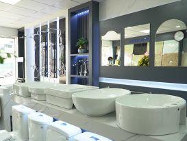 Showroom Nội thất Nguyệt Châm 123 Đại La - Đại lý thiết bị vệ sinh uy tín, chính hãng