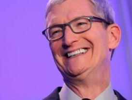 Không có gì ngoài tiền, vài tuần Apple lại vung tay mua 1 công ty mới