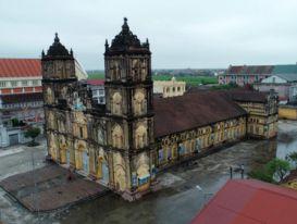 Giáo phận Bùi Chu hoãn hạ giải nhà thờ chính toà