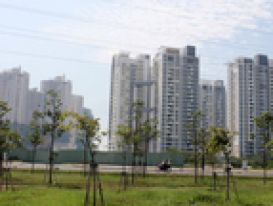 Giá căn hộ tại TP HCM tăng gần 12% sau một năm