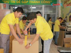 Sài Gòn Bay Express - Địa chỉ gửi chuyển phát nhanh quốc tế uy tín tại Hà Nội