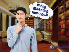 Lựa chọn phòng marketing thuê ngoài là giải pháp truyền thông tối ưu dành cho nhà hàng