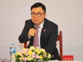 Ông Nguyễn Duy Hưng: 'Chứng khoán 2019 không xấu hơn 2018'