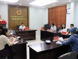 Vĩnh Phúc: Vĩnh Tường tăng cường công tác tiếp công dân, giải quyết khiếu nại, tố cáo