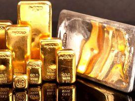 Giá vàng thế giới tăng mạnh, áp sát mốc 1.800 USD