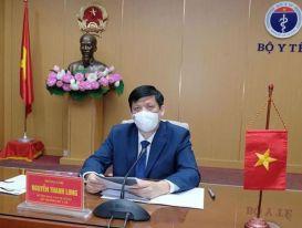 'Việt Nam mong muốn được đặt nhà máy sản xuất vaccine Covid-19 tại Việt Nam'