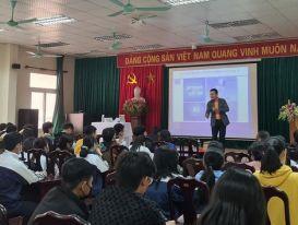 Thắp sáng tinh thần khởi nghiệp cho đoàn viên thanh niên quận Nam Từ Liêm