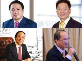 Tài sản của nhóm ông lớn ngân hàng tư nhân tăng gấp 4 lần sau một năm
