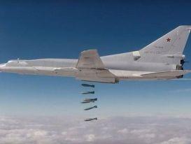Nga dội bom vùi lấp căn cứ ngầm của khủng bố ở Syria