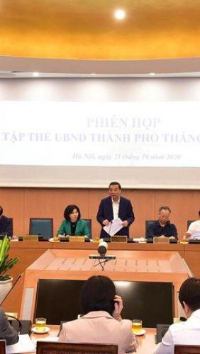 Chuẩn bị nội dung cho kỳ họp không thường kỳ HĐND thành phố Hà Nội