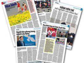Báo Người Lao Động xuất bản số báo đặc biệt dịp 30-4, 1-5