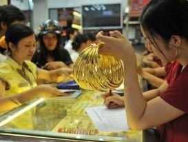 Giá vàng hôm nay 3/4: Tăng thêm nửa triệu, vàng lấy lại gần hết thành quả