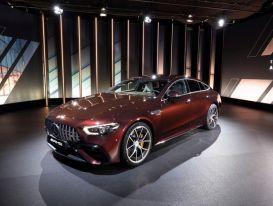 Mercedes-AMG GT 4 cửa 2022 được ra mắt, đủ rộng cho 5 người