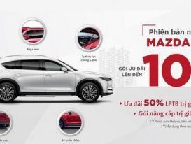 Bảng giá xe ô tô Mazda tháng 3/2021, ưu đãi đến 115 triệu đồng