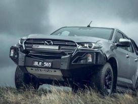 Mazda BT-50 ra mắt phiên bản đặc biệt, giá từ 1,2 tỷ đồng