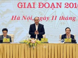 Thủ tướng chủ trì Hội nghị trực tuyến toàn quốc tổng kết công tác giảm nghèo