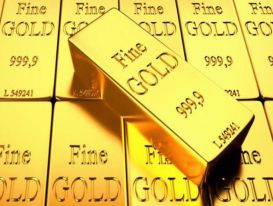 Vừa bùng phát COVID-19, giá vàng tăng mạnh