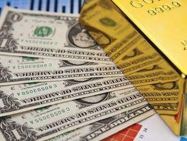 USD bật tăng mạnh, vàng tiếp tục giảm giá