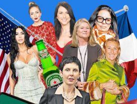 Đằng sau khối tài sản khổng lồ của những phụ nữ giàu nhất hành tinh