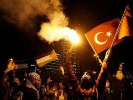 Ankara sẽ tham gia vào cuộc xung đột Palestine-Israel thế nào?