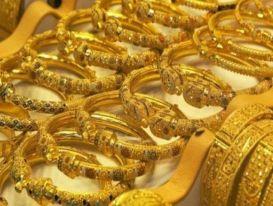 Vàng trong nước tăng 50.000 đồng/lượng, thế giới tăng gần 10 USD/ounce