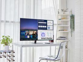 Samsung ra mắt loạt sản phẩm màn hình Smart Monitor