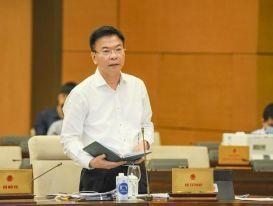 Dự kiến tại Kỳ họp thứ 3, Quốc hội khóa XV sẽ thông qua 6 dự án luật