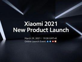 Xiaomi công bố sự kiện ra mắt sản phẩm mới vào 29/3