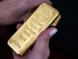 Vàng trong nước trượt giảm ngược chiều thế giới tăng, USD tự do giảm