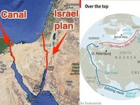 Tắc nghẽn kênh đào Suez: Lại có lợi cho Nga