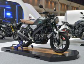 Mô tô cổ điển Yamaha XSR155 ra mắt, giá 67,3 triệu đồng
