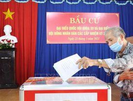 Bình Phước: Sẽ bầu thêm đại biểu HĐND cấp xã tại một đơn vị bầu cử