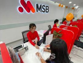 Chốt ngày đăng ký cuối cùng hưởng quyền mua cổ phiếu quỹ MSB