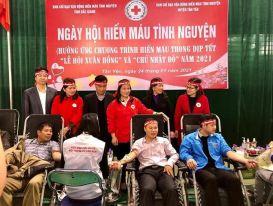 Đẩy mạnh phong trào hiến máu tình nguyện hỗ trợ người bệnh giữa mùa dịch Covid-19