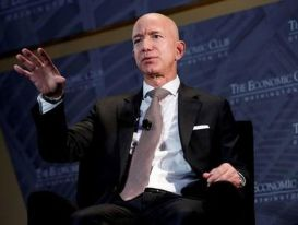 Tỷ phú công nghệ Jeff Bezos sẽ bay vào vũ trụ vào tháng tới