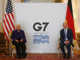 G7 tiến gần tới thỏa thuận toàn cầu về thuế doanh nghiệp