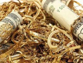 Giá vàng 1/6/2021: Giá vàng 'thăng hoa' đầu tháng 6