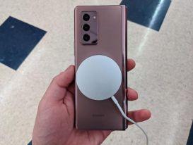 Điện thoại Samsung có thể dùng chung MagSafe của iPhone 12